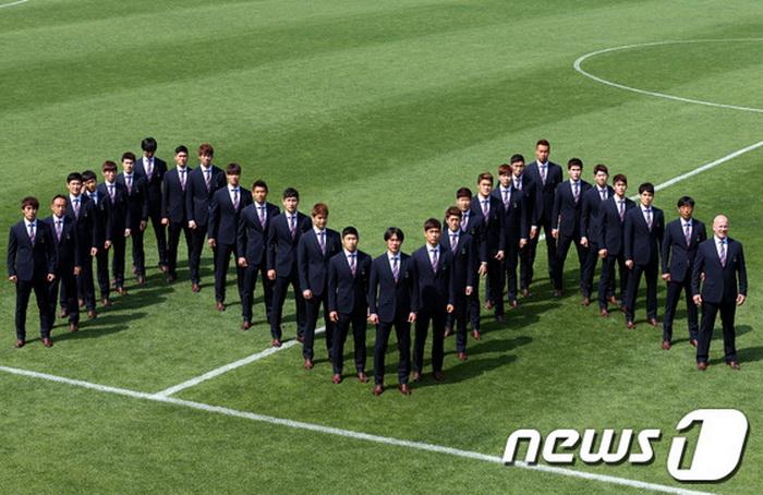 2014巴西世界杯韩国队队服公开(高清组图) (2)