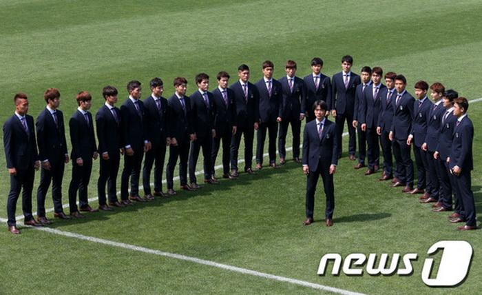 2014巴西世界杯韩国队队服公开(高清组图) (4)