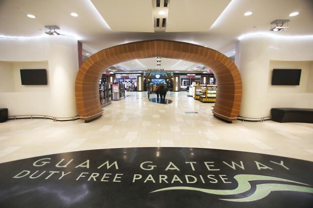 韩国乐天免税店关岛机场店开放 加速进军发达国家市场