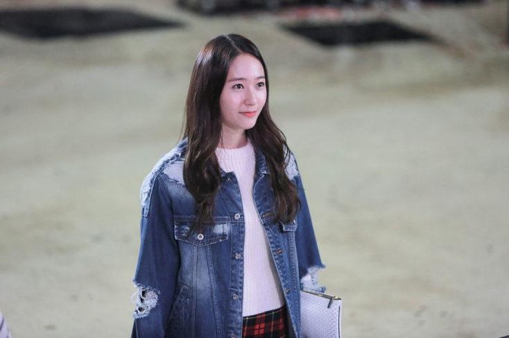 《对我而言可爱的她》剧中郑秀晶车艺莲秋季时尚大盘