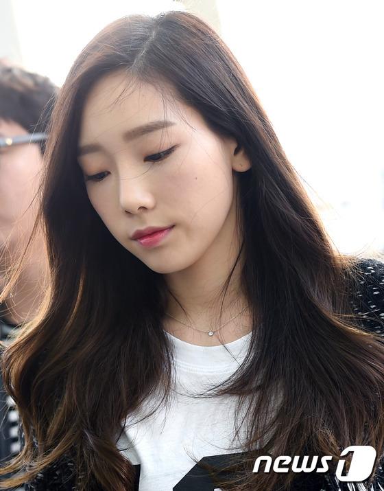 韩国呆萌可爱小女孩