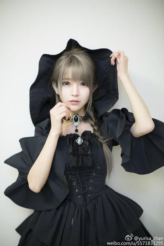 韩国二次元少女yurisa征服中国网友 翻译器发博