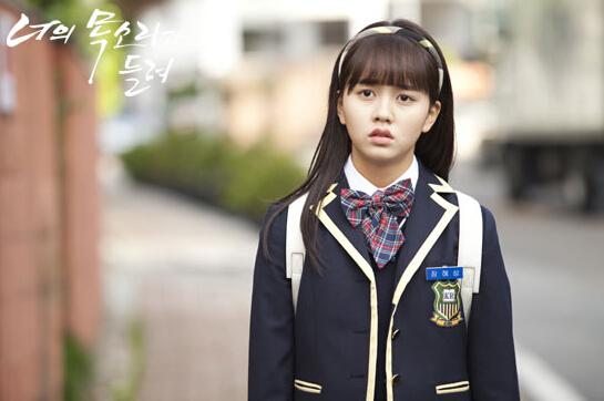 金所炫少女成长记揭秘 与金秀贤朴有天李钟硕