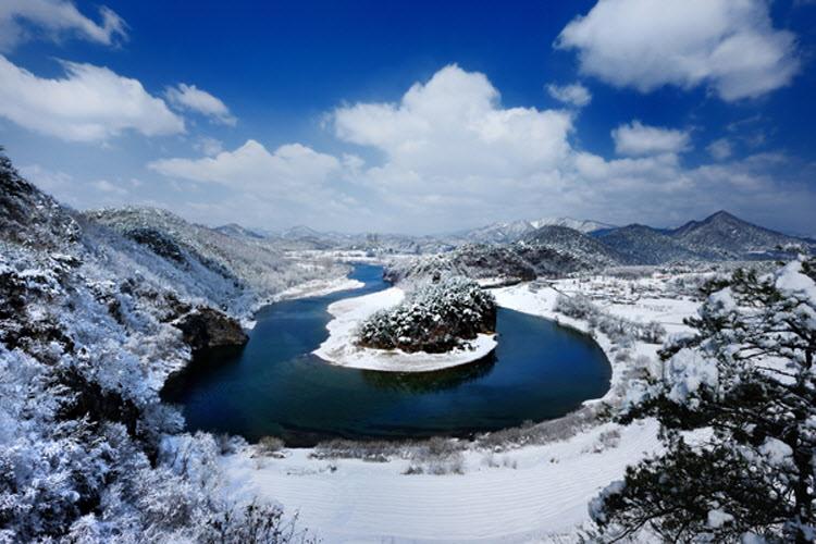 韩国江源道风景