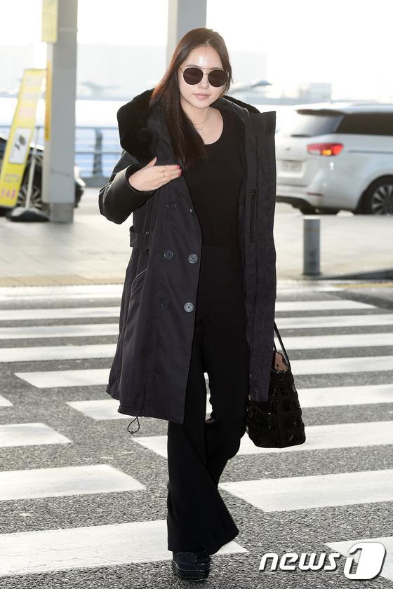 少女时代朴信惠泫雅金所炫 韩女星要风度还是要温度冬季时装盘点