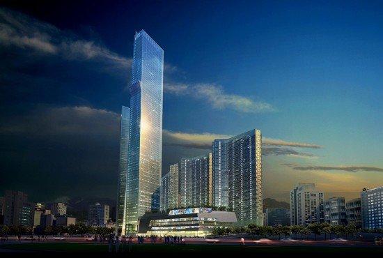 世界上最高的楼