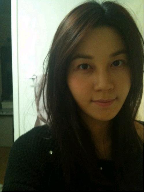 韩国女星素颜照惊呆小伙伴