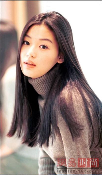 全智贤20岁美照盘点 绝对的纯天然素颜女神(图)