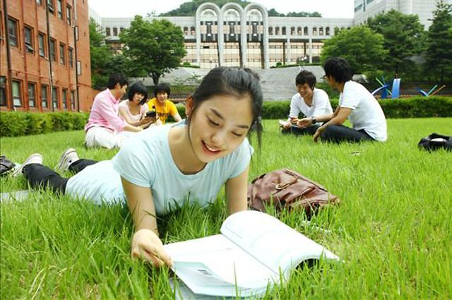 海归优势不在 韩国人赴海外留学热潮渐退