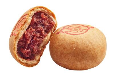 滇式玫瑰月饼-多乐之日中秋推新品 珍味食材演绎中式经典