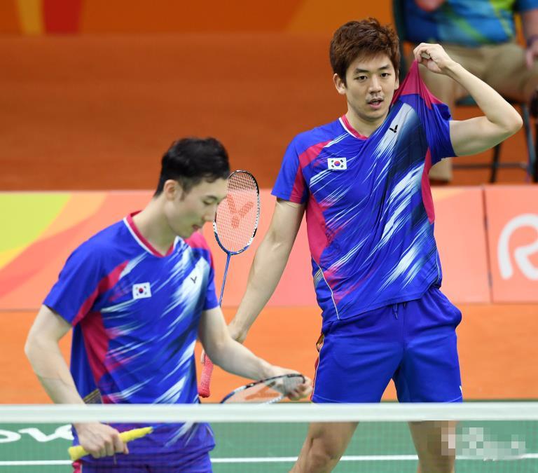 分之一决赛:韩国李龙大/无