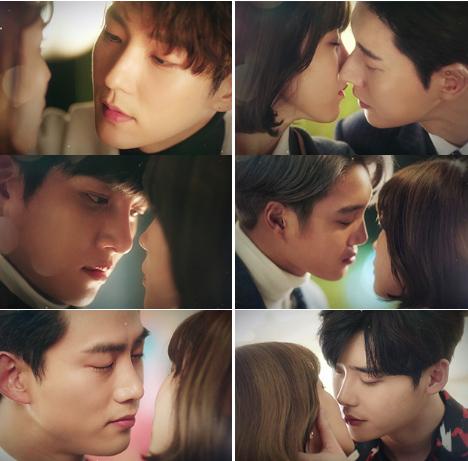 《七次的初吻》未完待續,你想選擇誰?