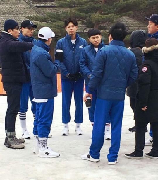 朴宝剑将于30日录制《无限挑战》冬季奥林匹克特集【组图】