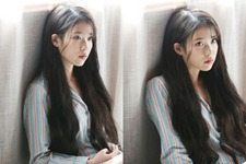 IU公开新曲《Palette》MV花絮照