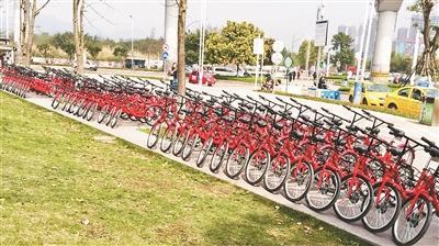 首家共享单车倒闭:悟空单车退出市场 北大前保