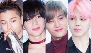 "EXO成员KAI防弹少年团智旻当选为""舞神"""