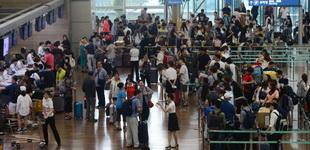 unibet中文网进入夏季休假期 仁川机场迎出境游高峰