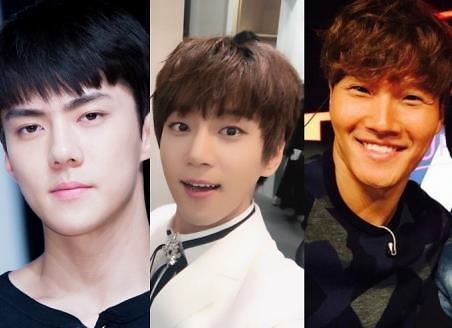 2020明星排行榜 exo_2017年最火90后男明星排行榜 exo四子均上榜
