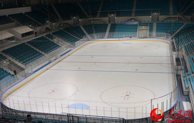 平昌冬奥会奥运场馆竣工在即 跟随镜头一睹为快