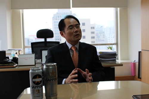 札幌啤酒总裁李钟完:不要止于见,要学会观