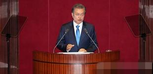 韩国总统重申韩国不会研发或拥有核武器