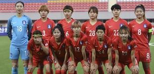 女足亚洲杯:日本韩国狭路相逢
