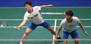 澳门公开赛:韩国选手李龙大/金基正男双夺冠