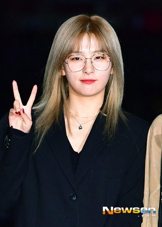 Red Velvet 姜涩琪