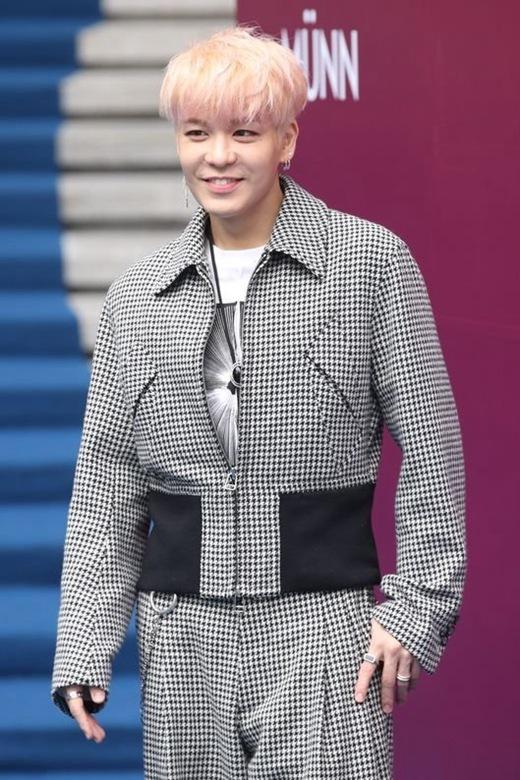 姜成勋将退出水晶男孩活动中断与YG解除合约【组图】