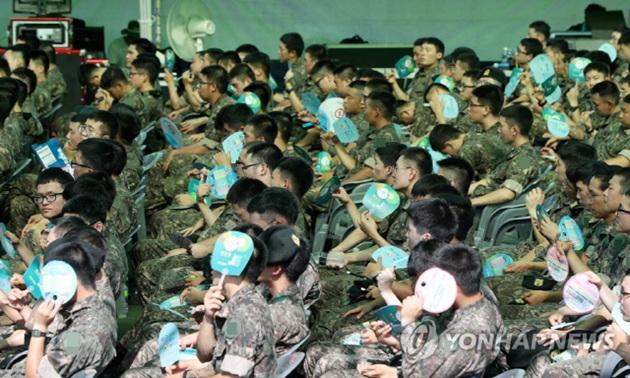 """韩国军队被曝曾使用""""有毒""""加湿器杀菌剂长达12年"""