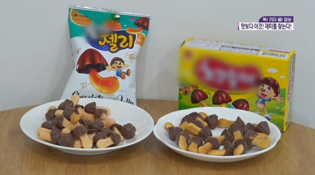 """韩国吃货发现""""新大陆""""——炸鸡配饼干"""