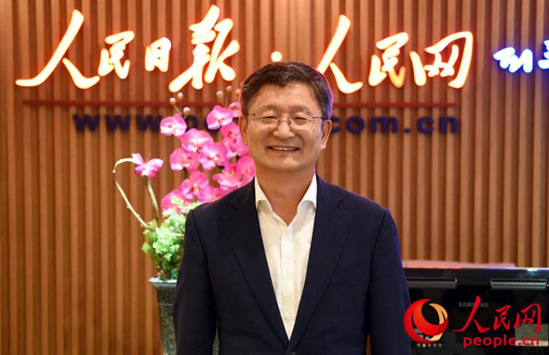韩国光阳湾圈经济自由区厅厅长金甲燮:将光阳湾圈发展成为新材料产业高地
