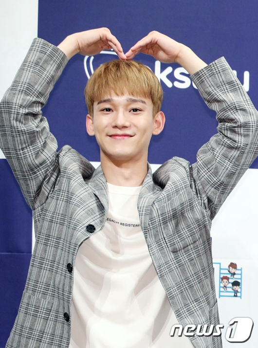 EXO金钟大将推第二张个人迷你专辑10月1日正式发布《Dearmydear》【组图】