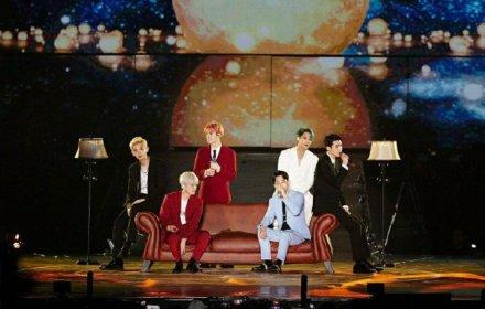 EXO官方发布回归延期声明对具荷拉去世表示沉重哀悼【组图】