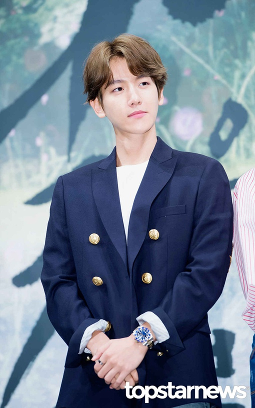 第2名:EXO 边伯贤