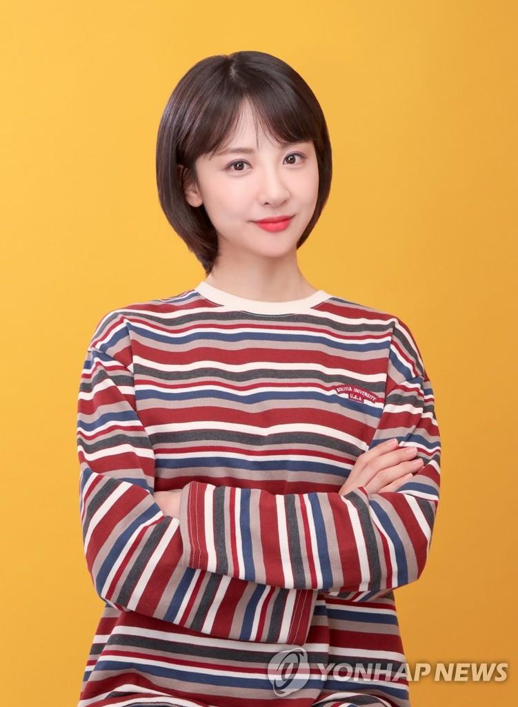 金敏雅(图源:韩联社)