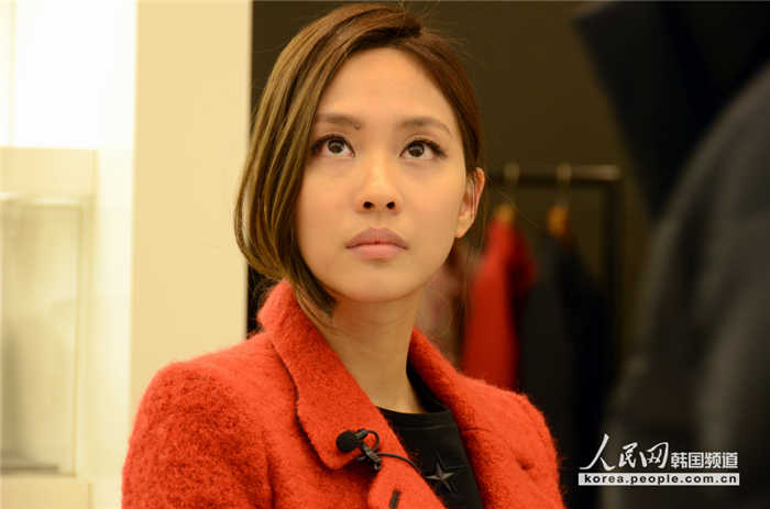 miss a 中国成员 王菲菲