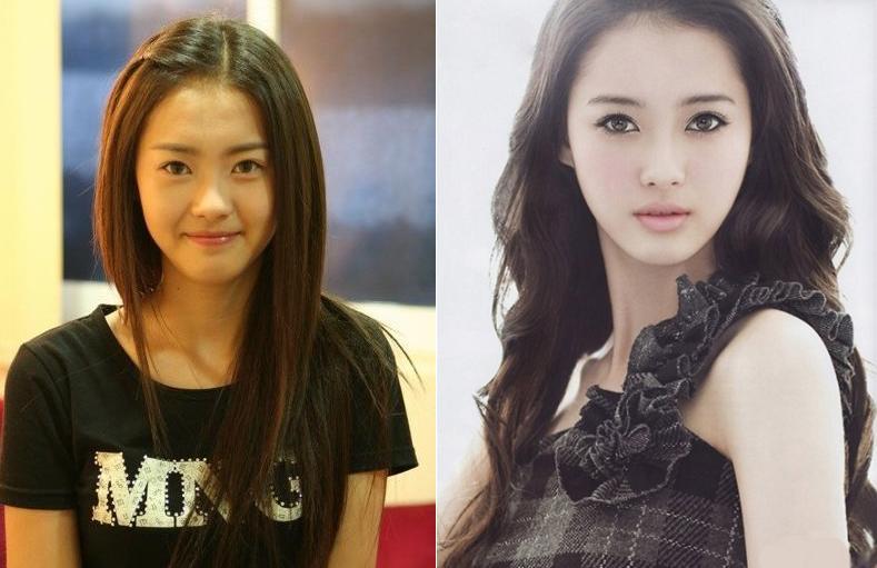 人民网1月23日讯 SM娱乐公司被称为韩国最大的造星工厂, 旗下有东方神起、少女时代、Super Junior、F(x)等众多美女帅哥,尤其是被称为SM三大美女---李妍熙、高雅拉、允儿的美貌一直是人们热议的话题,三位更是被宅男们奉为遥不可及的女神。   她们身上具有美女的典型特征白皮肤和大眼睛,而且对比她们出道前后的照片可以看出女神从小就很美!