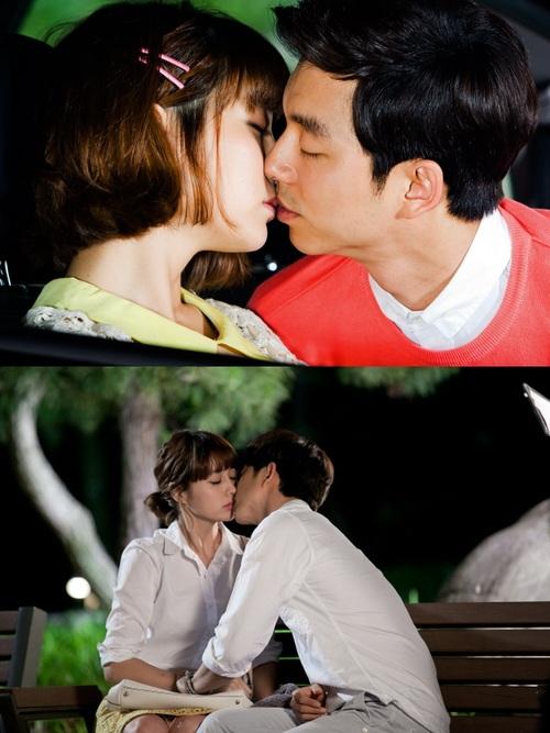 【组图】韩剧最唯美动人的吻戏场面