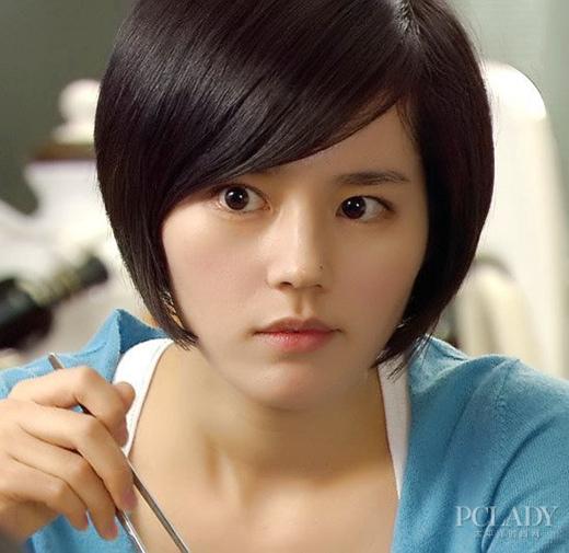 一起来盘点韩国女星们的短发style吧!